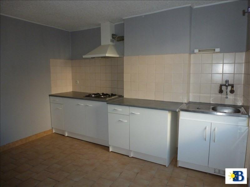 Vente maison / villa Naintre 49500€ - Photo 2