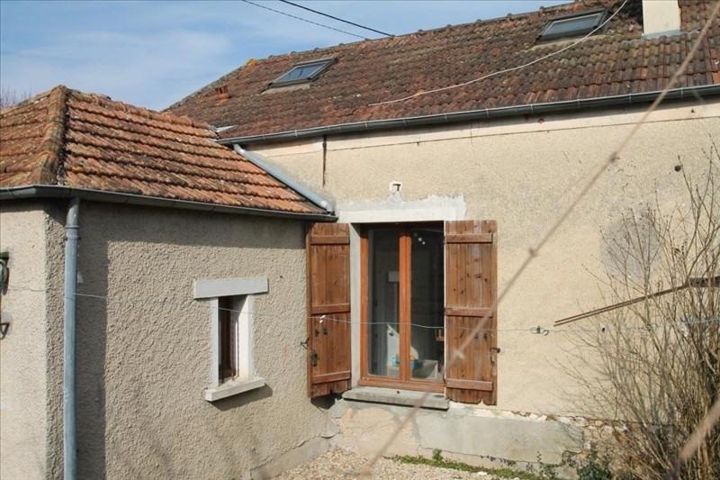 Sale house / villa Bois le roi 210000€ - Picture 1