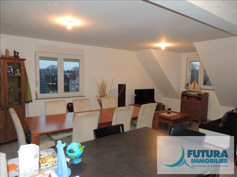 Deluxe sale apartment Woustviller 173 000€ - Picture 2