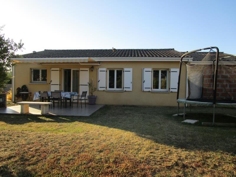 Sale house / villa Ambares et lagrave 290500€ - Picture 1