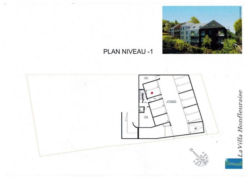 Vente appartement Honfleur 162750€ - Photo 5