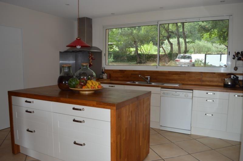 Deluxe sale house / villa Bagnols en foret 630000€ - Picture 4