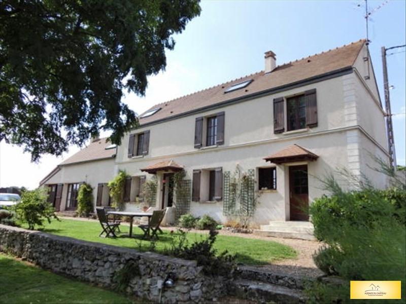 Sale house / villa Boissy mauvoisin 379000€ - Picture 1