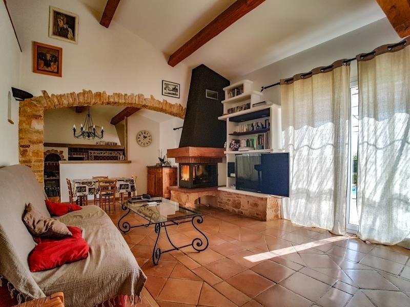 Deluxe sale house / villa Seillons 560000€ - Picture 7