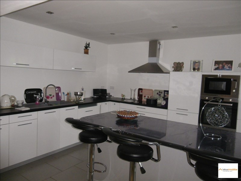 Sale house / villa Fauville en caux 330000€ - Picture 1