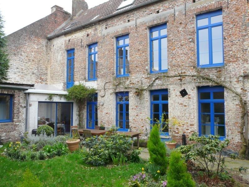 Sale house / villa Aire sur la lys 167800€ - Picture 1