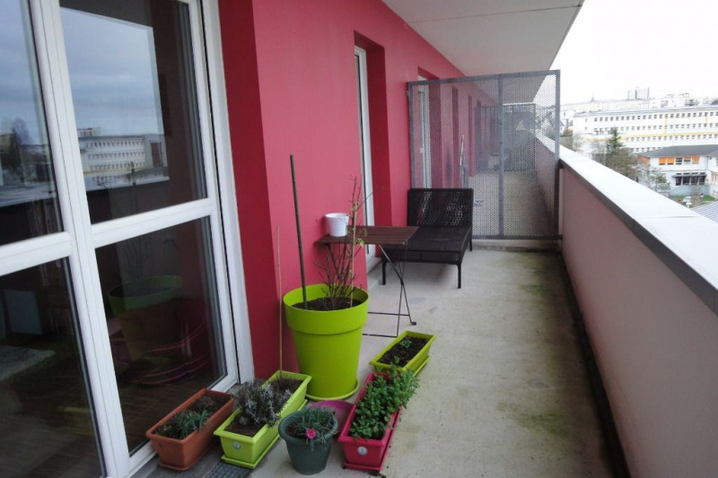Rental apartment Brest 520€ CC - Picture 2