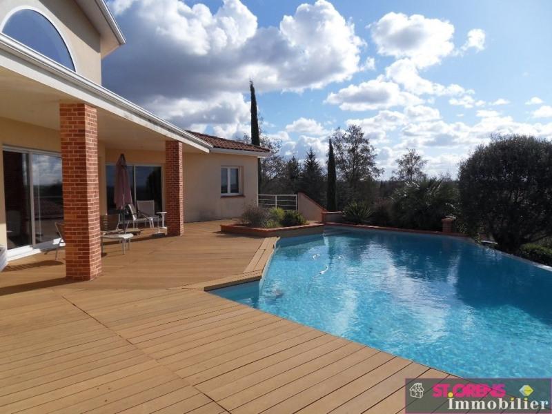 Deluxe sale house / villa Quint-fonsegrives 2 pas 795000€ - Picture 1