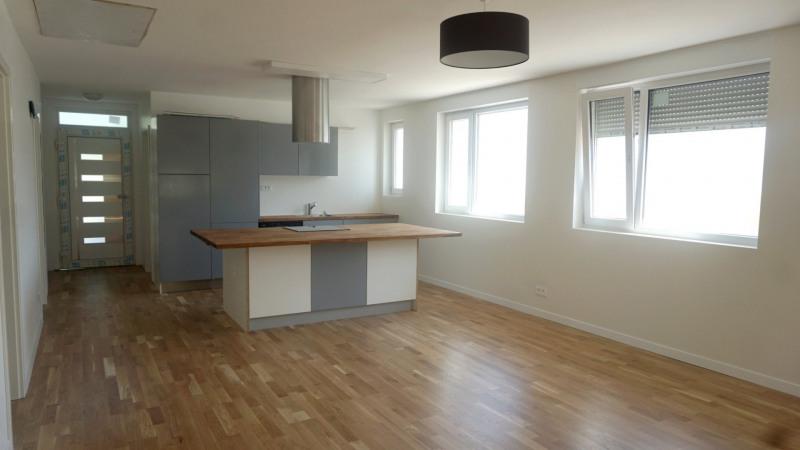 Appartement neuf dans maison
