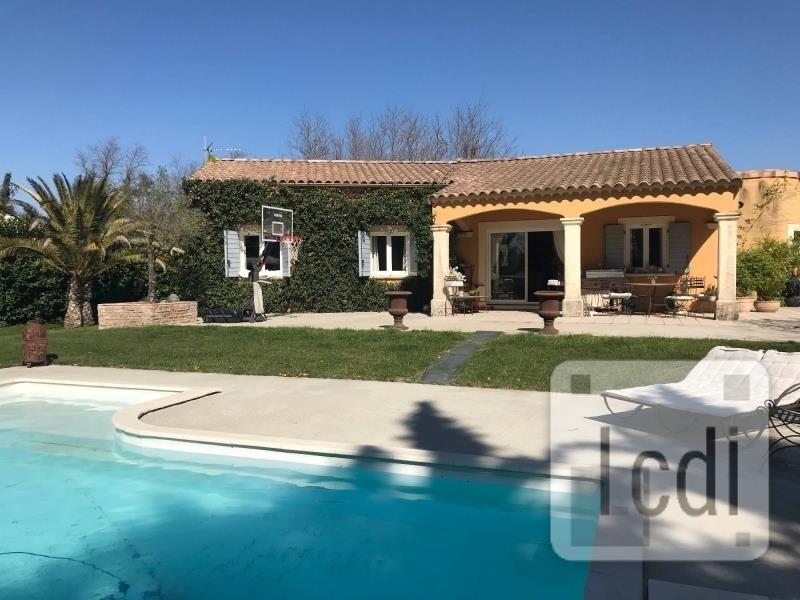 Vente maison / villa Donzère 413000€ - Photo 1