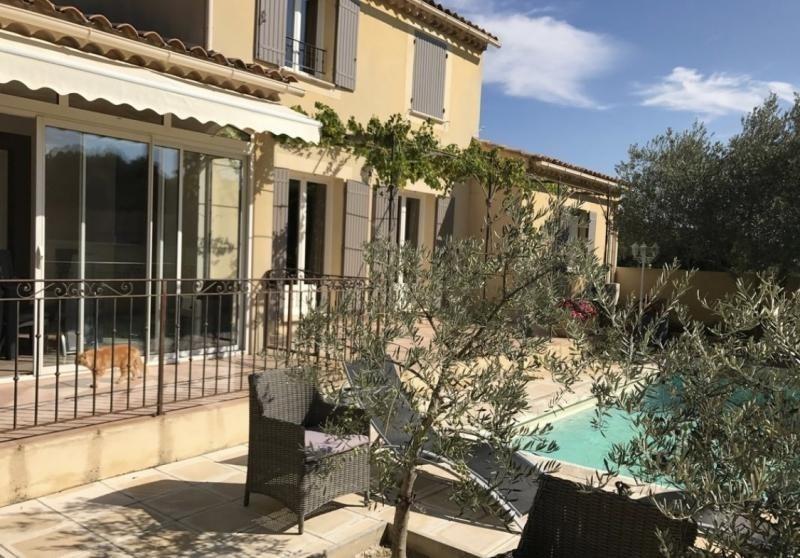 Verkoop  huis Bedarrides 378000€ - Foto 2