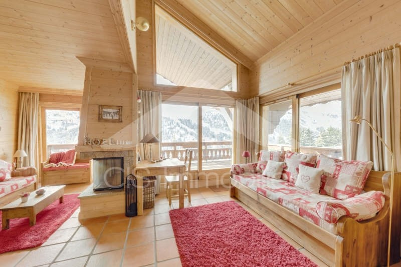 Deluxe sale apartment Meribel 1 596 000€ - Picture 5