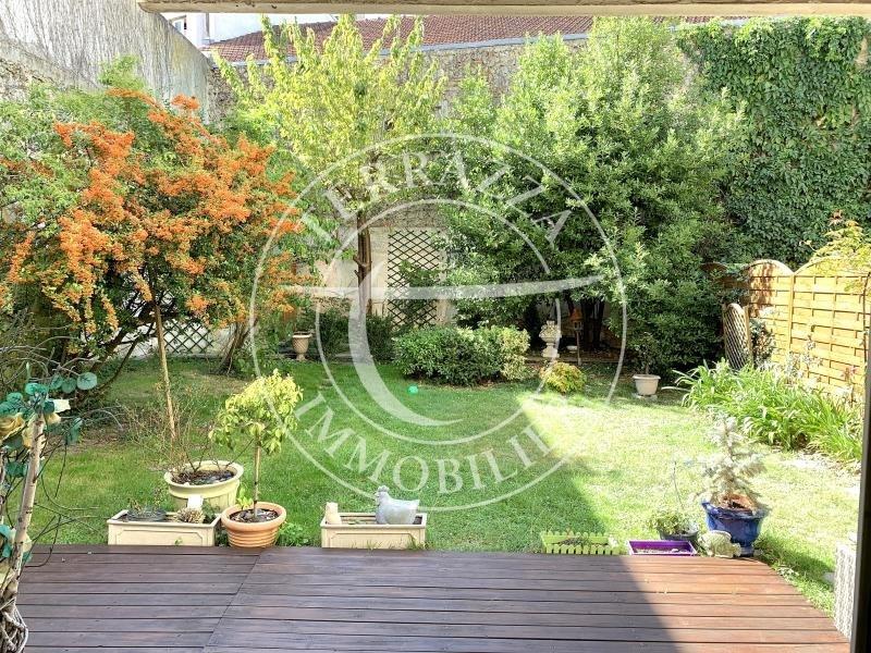 Appart. Terrasse + jardin