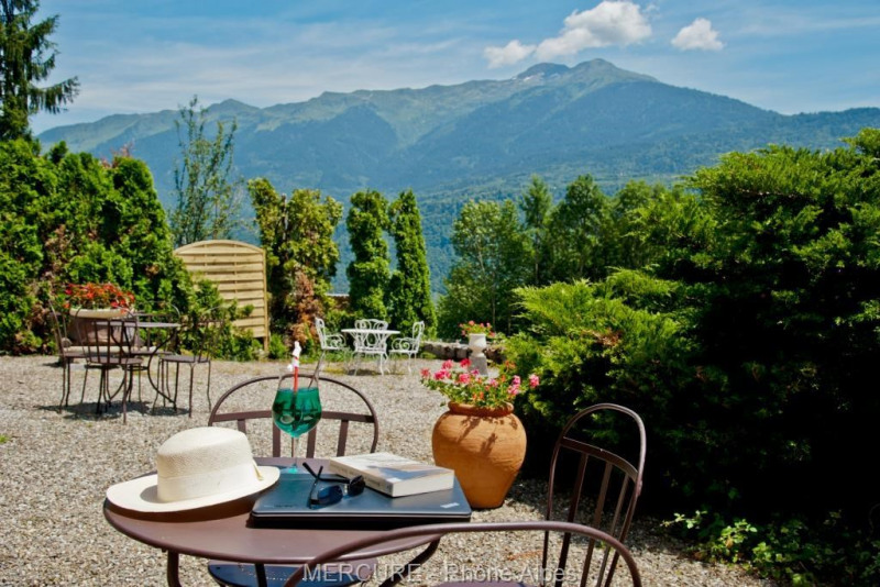 A VENDRE - PROPRIÉTÉ - chambres d'hôtes haut de gamme - Savoie -