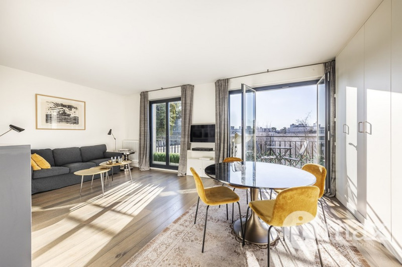 Vente de prestige appartement Neuilly sur seine 1 090 000€ - Photo 1