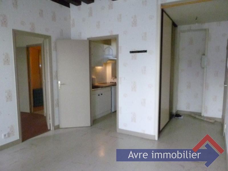 Vente appartement Verneuil d'avre et d'iton 69500€ - Photo 1
