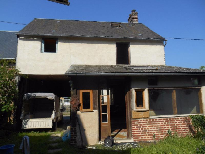 Sale house / villa Le mesnil conteville 88000€ - Picture 1
