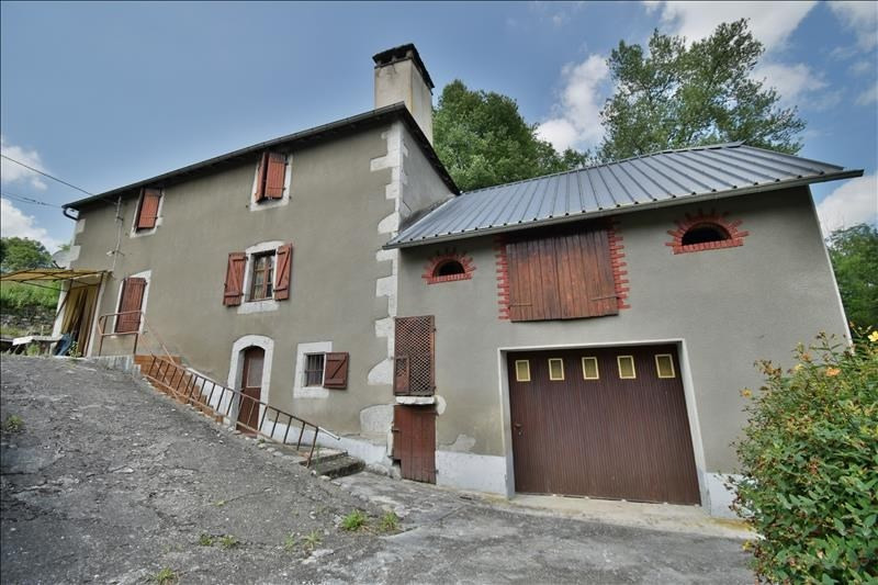 Sale house / villa Asson 91000€ - Picture 2
