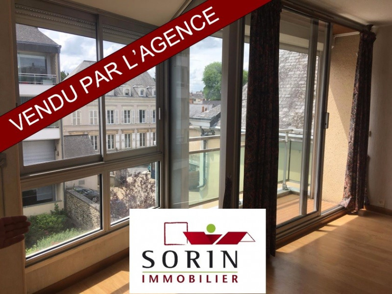 Sale apartment Laval 80 000€ - Picture 1