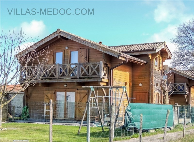 Vente maison / villa Vendays montalivet 138 500€ - Photo 1
