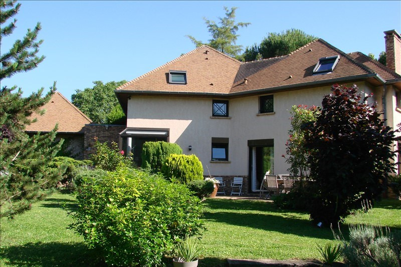 Revenda residencial de prestígio casa Villennes sur seine 1020000€ - Fotografia 5