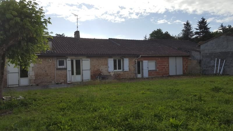 Sale house / villa St martial d'artenset 96 500€ - Picture 1