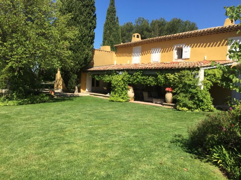 Immobile residenziali di prestigio casa Aix-en-provence 1850000€ - Fotografia 3