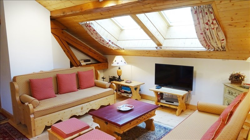 Sale apartment Meribel 538 000€ - Picture 1