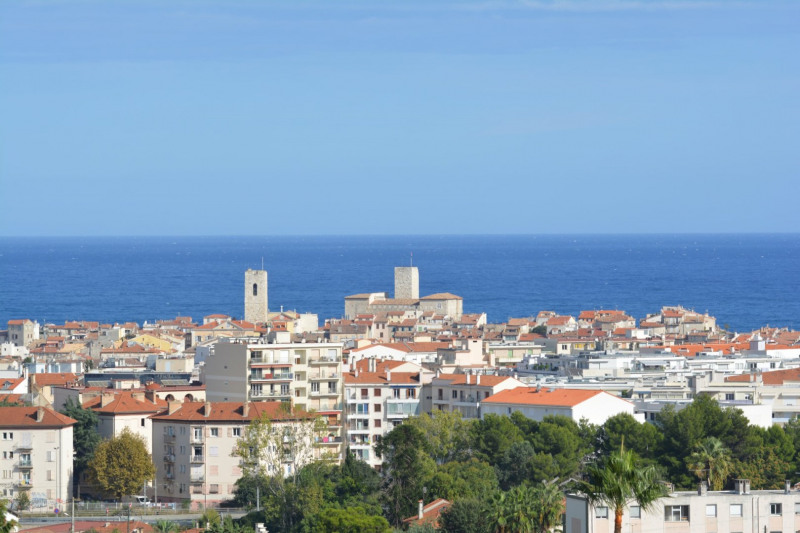 Sale apartment Antibes 375 000€ - Picture 1
