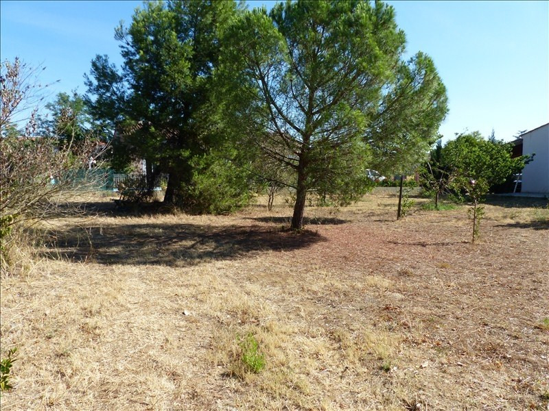 Vente terrain Beziers 187 000€ - Photo 4