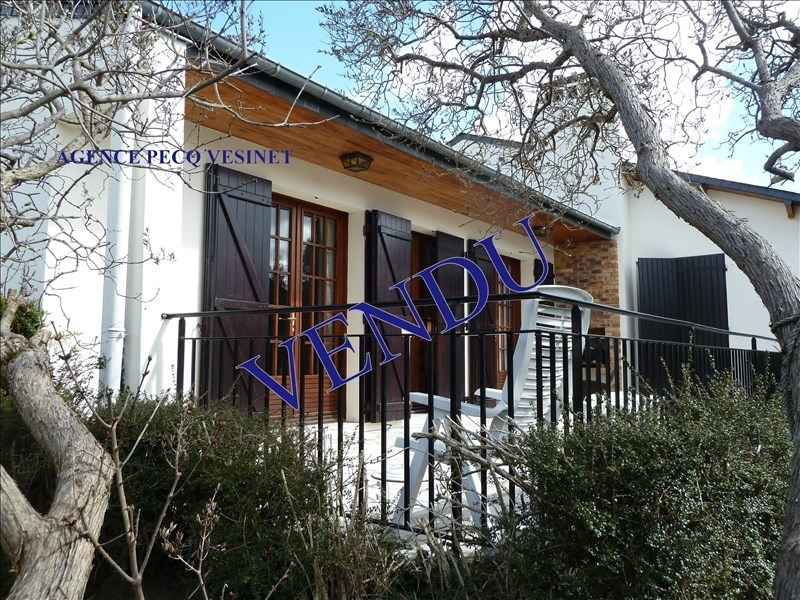 Vente maison / villa Le pecq 731500€ - Photo 1