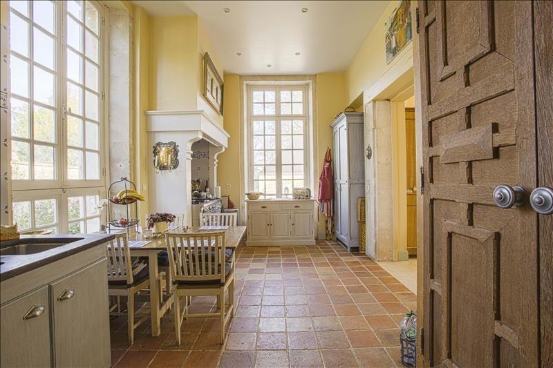Revenda residencial de prestígio castelo Gonneville en auge 936000€ - Fotografia 5