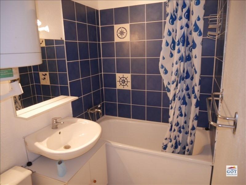 Venta  apartamento Le barcares 70500€ - Fotografía 2