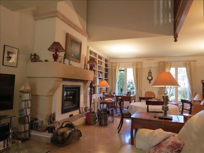 Vente maison / villa Chauvry 470000€ - Photo 2