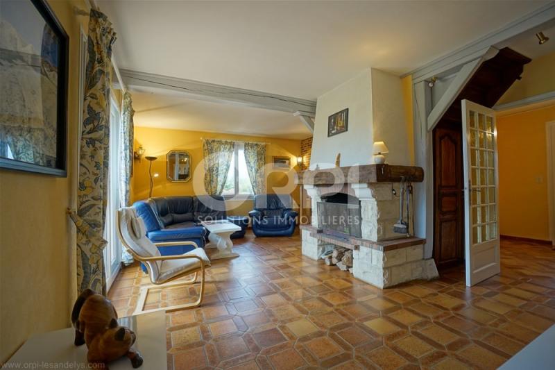 Sale house / villa Saint-clair-sur-epte 369000€ - Picture 7