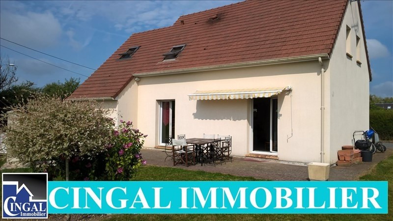 Sale house / villa Le molay littry 176 000€ - Picture 1