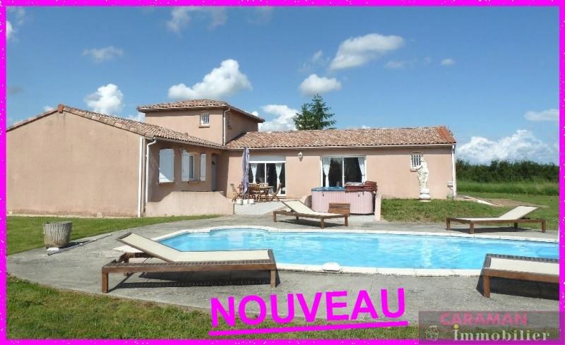 Sale house / villa Labastide beauvoir  10 minutes 382000€ - Picture 1