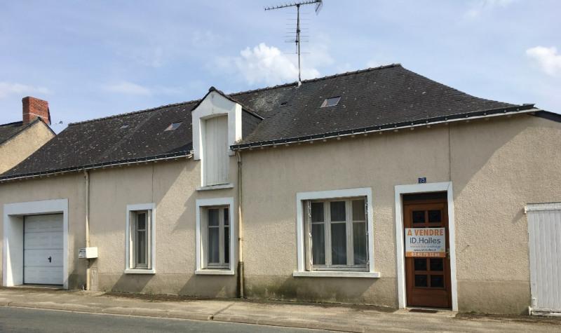 Vente maison / villa Ombree d'anjou 43000€ - Photo 1