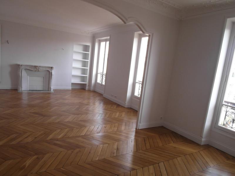 Rental apartment Paris 11ème 2500€ CC - Picture 2