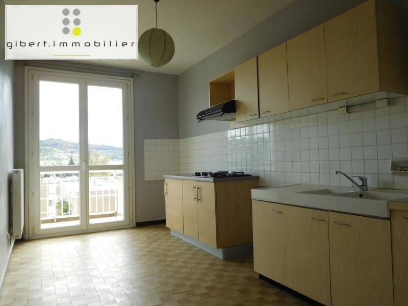 Location appartement Le puy en velay 562,79€ CC - Photo 1