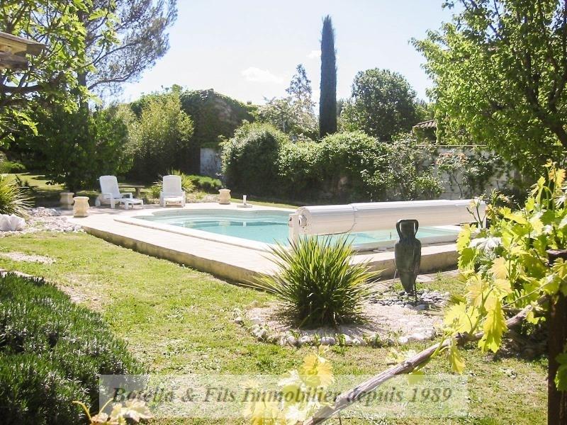 Verkoop van prestige  huis Uzes 799000€ - Foto 2