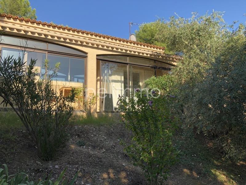 Vente maison / villa Lambesc 513500€ - Photo 8