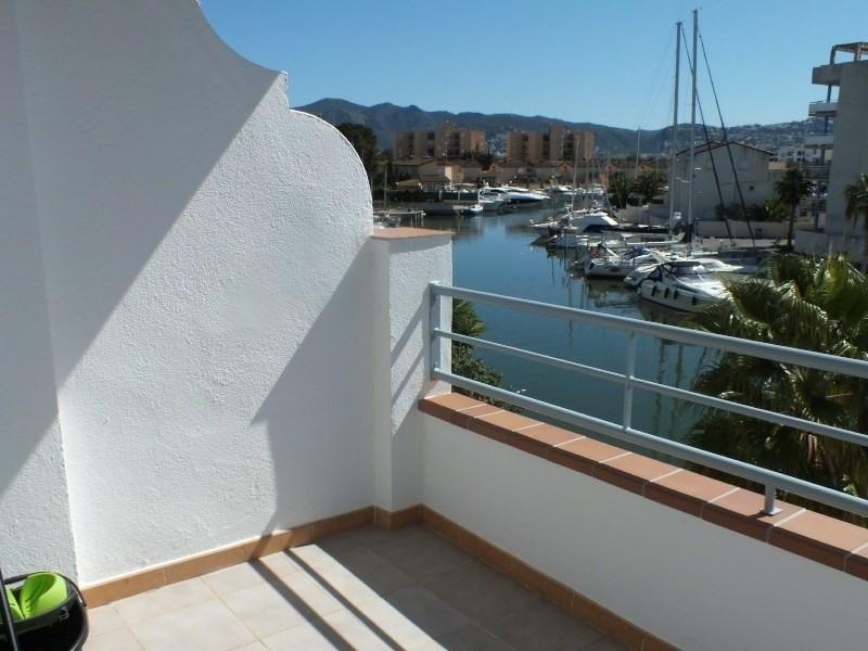 Alquiler vacaciones  apartamento Roses santa-margarita 232€ - Fotografía 10