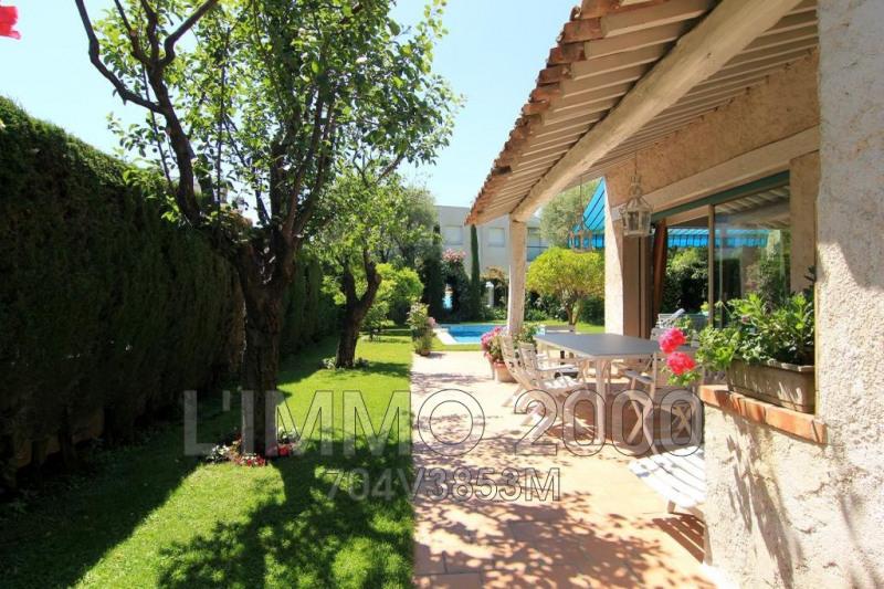 Vente de prestige maison / villa Juan-les-pins 1850000€ - Photo 9