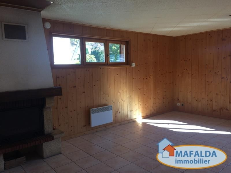 Vente appartement Mont saxonnex 98 000€ - Photo 1