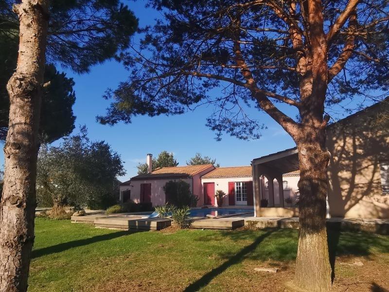 Sale house / villa La lande de fronsac 368500€ - Picture 1