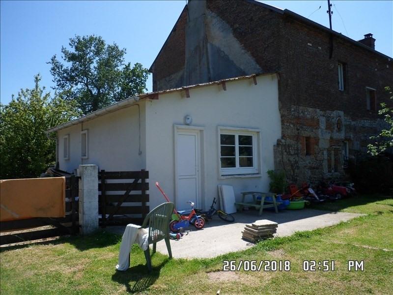Affitto casa Ypreville biville 650€ CC - Fotografia 5