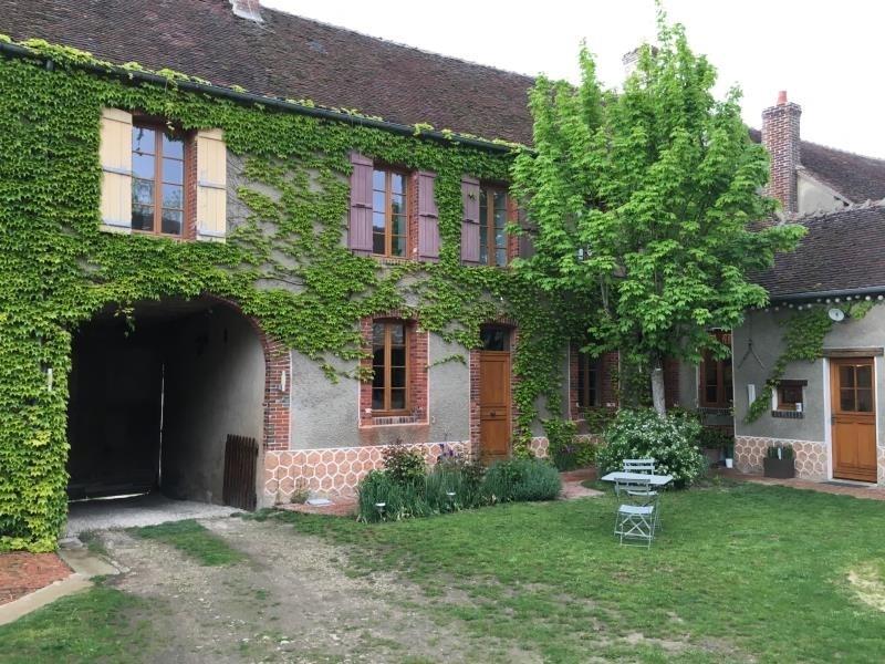 Vente maison / villa Aillant sur tholon 212000€ - Photo 1