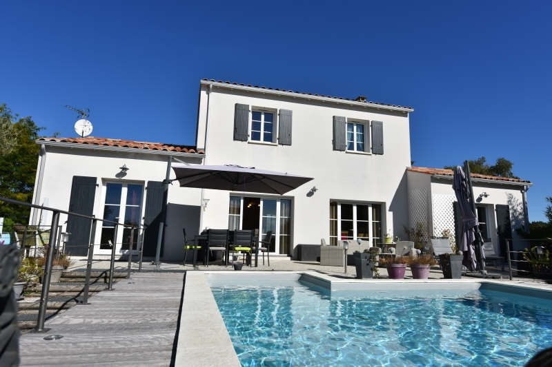 Vente maison / villa Breuillet 525 000€ - Photo 2