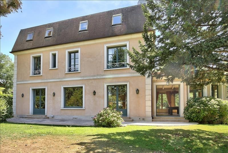 Vente de prestige maison / villa Le vesinet 3 300 000€ - Photo 10